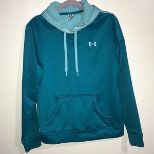 UA Hoodie Sweatshirt Like New 10-12